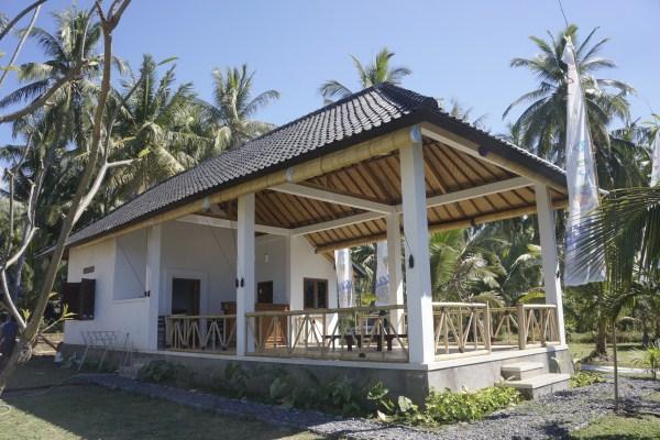 communal building